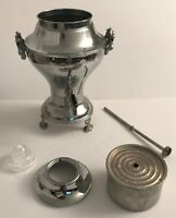 2Vintage 1952A LaBelle Silver Co Coffee Percolator, Parts Only