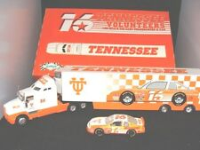 #16 UNIVERSITY OF TENNESSEE HAULER WITH CAR 1/64 SCALE