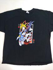 Yu-Gi-Oh T-shirt King Card Graphic 2XL Comic Japan Animation Anime