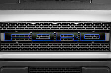Ford Raptor F150 SVT Grille Insert Graphic Vinyl Sticker Grill Decal - BLUE