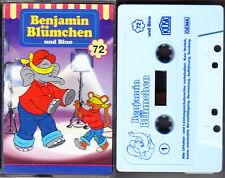 MC Benjamin Blümchen 72 - Benjamin Blümchen und Bino - KIOSK C2