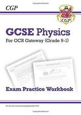 New Grade 9-1 GCSE Physics: OCR Gateway Exam Practice Workbook by CGP Books | Pa
