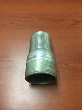 Dixon Valve STC30 Plated Steel Shank/Water Fitting, King Combination Nipple