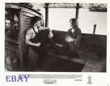 Sylvester Stallone Julia Nickson VINTAGE Photo Rambo: First Blood Part II