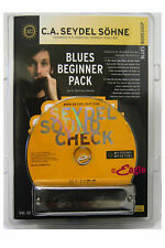 Seydel Blues Starter /  Beginner Harmonica and CD Pack Vol. 1