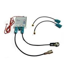 Dietz 41107 Profi DAB / FM Splitter - SMB / ISO 50 Ohm mit integriertem Splitter
