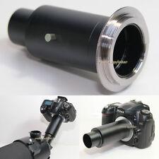 "1,25 ""T2 M42 T-mount per CANON 500D 5D so D 1000D 450 quinquies 1Ds 1200D 100D 700D 6D 7D"