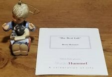 "Berta Hummel ""The Best Gift"" Figurine Ornament~Ashton-Drake~ Studio Hummel"