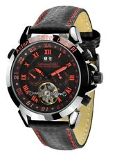 Calvaneo 1583 Astonia Color Concept Red Fireline Automatic CLEARANCE