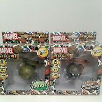 MARVEL Heli Ball Flying Levitating Guardians of the Galaxy Groot Rocket Raccoon