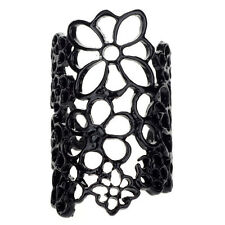 Punk Design Bohemian Unisex Hollow Out Flower Ring Fashion Jewellery Gift Summer
