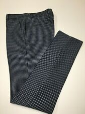 Men's VIKTOR & ROLF MONSIEUR Polka Dot Slacks Size 50
