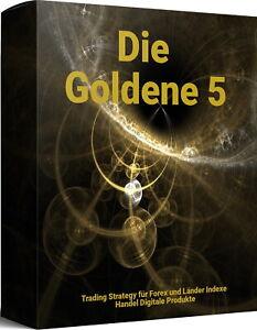 "Forex Trading Strategie ""Die Goldene 5"""