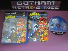 CRASH BANDICOOT VENGANZA DE CORTEX  JUEGO PLAY STATION 2 PS2 COMPLETO PAL ESPAÑA