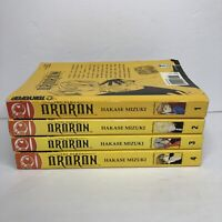 The Demon Ororon Vol. 1 2 3 4 Manga Book Complete Lot in English