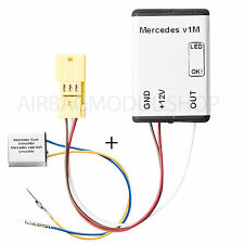 Srs airbag occupation capteur module sitzsensor MERCEDES CLK w209