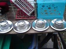 Chevrolet Rally wheel center caps OEM used Malibu Corvette Chevelle Monte Carlo