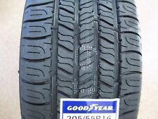 4 New 205/55R16 Inch Goodyear Assurance All Season Tires 55 16 2055516 R16 600AB