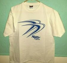Vintage Natty Light Beer Alcohol Official Promo T-Shirt - Size Xl - Hanes Tag