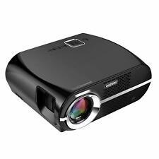 Ohderii Efficiency Multimedia Home Theater Projectors 1280 800 Native Resolution