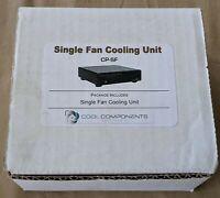 Cool Components CP-DF Dual Fan Cooling Unit