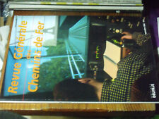 12µµ Revue Generale Chemins de Fer RGCF 9/2004 VB2N Japan Rail East SIMUFER