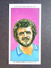 The Sun Soccercards 1978-79 - Mike Ferguson - Coventry City #797