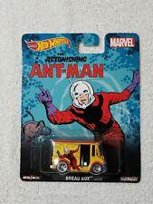HOT WHEELS POP CULTURE MARVEL ANT-MAN BREAD BOX