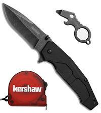 Kershaw D.I.Y. Set BlackWash Finish Mini Multi-Tool And Tape Measure 1321KITX