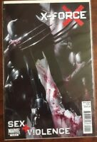 X-FORCE SEX + VIOLENCE #1 Comics Gabrielle Dell Otto Cover & New Mutants Movie