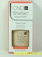 CND Shellac GelColor UV/LED: #90544_Powder My Nose 0.25fl.Oz