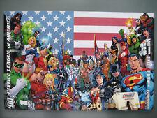 Justice League of America #1 RRP 1:500 NM- **New JLA Members ** DC Comics 2006