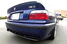For BMW E36 3 Series Saloon Rear Boot Trunk Spoiler Lip Wing Sport Trim Lid M3 M