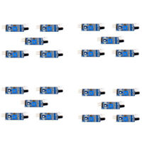 20Pcs IR Infrared Obstacle Avoidance Sensor Detect Module for Arduino Car Robot
