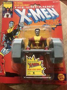 Uncanny X-Men Colossus 1993 action figure Toy Biz Marvel