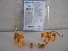 Playmobil Ergänzungen & Zubehör - 6361 Leoparden mit Babys - Neu