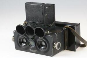 ROLLEI Heidoscop Stereokamera 6x13cm - SNr: 36547