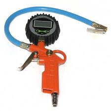 Digital Car Air Tire Tyre Inflator High Accurate Pressure Dial Gauge Tester Tool