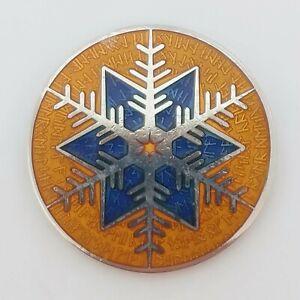Snow Queen Geocoin 2015 - Midnight Sun - Nicht Aktiviert