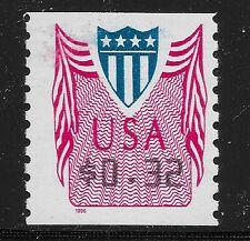 US Scott #CVP33, Single 1996 Variable Rate 32c FVF MNH