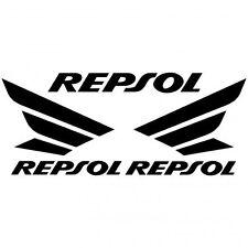 Compatible Kit Stickers Autocollants Moto - Repsol Réf.MOTO-061