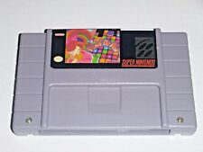 Panel De Pon - game For SNES Super Nintendo - Puzzle