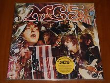 MC5 KICK OUT THE JAMS LP *RARE* SUNDAZED PRESS 180g VINYL ANALOG MASTERS USA New