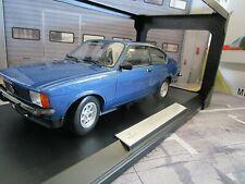OPEL Kadett C Coupe GT/E 1977 blau blue met. 183652 1/200 RAR Norev 1:18