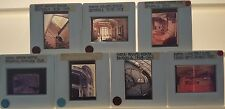 7 VICTOR HORTA Architecture 35mm Picture Slides of MAISON HORTA in BRUSSELS