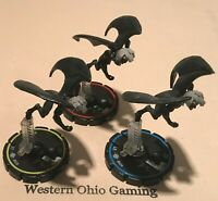 Heroclix Ghost #028 #029 #030 REV Set USED from Armor Wars Booster Pack