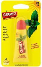 Carmex SPF15 Minze Feuchtigkeits Lippenbalsam 10g Lindert Schützt &