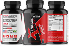 Testosterone Booster for Men,Energy,Muscle Pill,Horny goatweed,Tribulus,Test