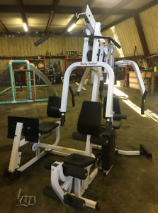 Used Workout Gym Weight Machine Home Gym Weight Bench
