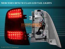 98-05 MERCEDES W163 ML-CLASS ML350 ML430 LED TAIL LIGHTS